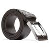 Cintura classica in pelle bata, marrone, 954-4833 - 26