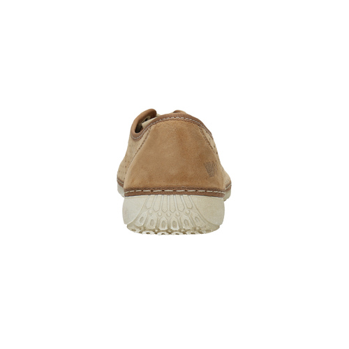 Sneakers di pelle weinbrenner, marrone, 546-4238 - 17