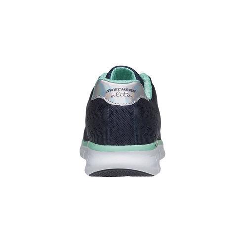 Sneakers sportive da donna skechers, viola, 509-9659 - 17