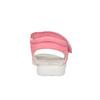 Sandali rosa con chiusura a velcro mini-b, rosa, 261-5159 - 17