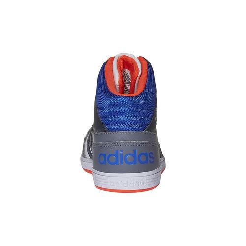 Sneakers Adidas alla caviglia adidas, bianco, 401-1141 - 17