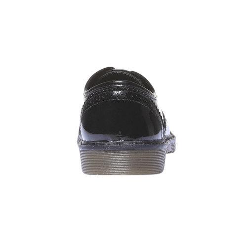 Scarpe bambini mini-b, nero, 321-6370 - 17