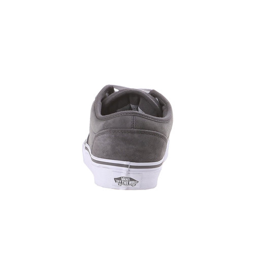 Sneakers Vans da donna in pelle vans, grigio, 503-2599 - 17