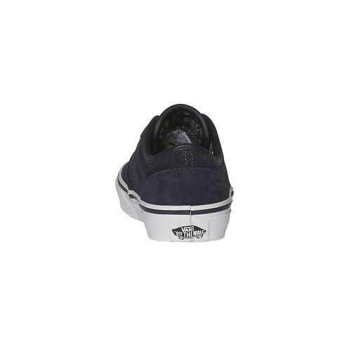 Sneakers di pelle vans, blu, 403-9182 - 17