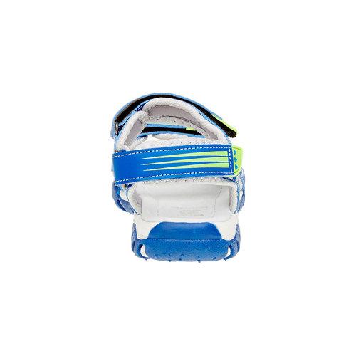 Sandali da bambino mini-b, blu, 261-9168 - 17