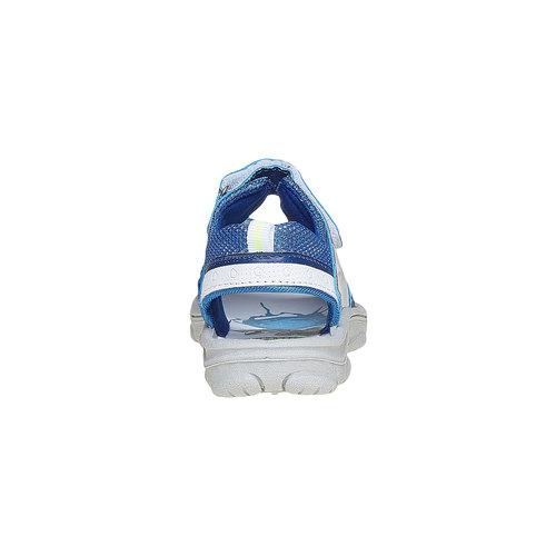 Sandali per bambino con le Tartarughe Ninja, blu, 361-9155 - 17