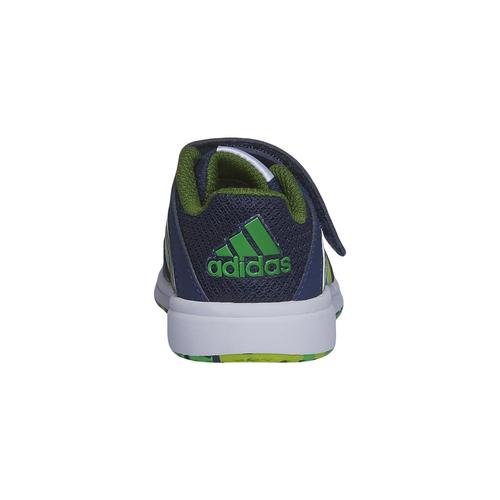 Sneakers sportive da bambino adidas, blu, 109-9164 - 17