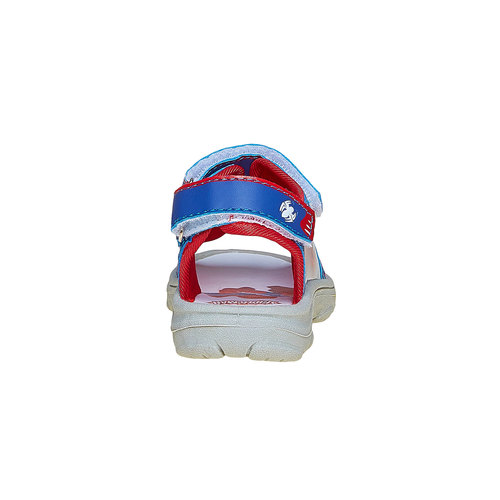 Sandali per bambino con Spiderman spiderman, blu, 261-9151 - 17