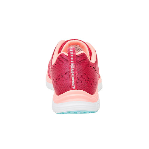 Sneakers sportive da donna skechers, rosa, 509-5706 - 17