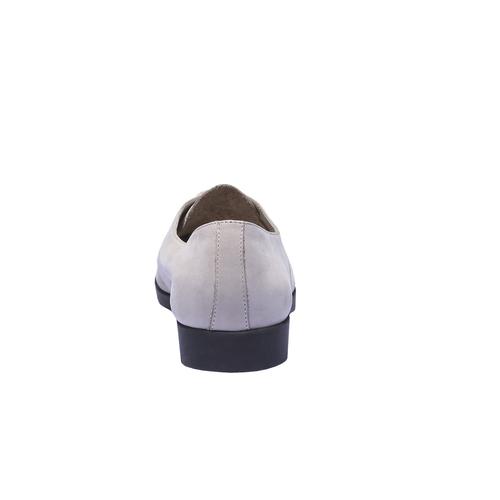 Scarpe basse di pelle flexible, grigio, 526-2156 - 17