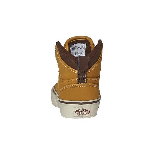 Sneakers Vans alla caviglia vans, giallo, 401-8184 - 17