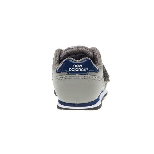 Sneakers New Balance da bambino new-balance, grigio, 101-2351 - 17