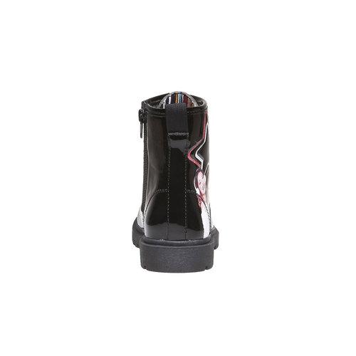 Boot  violetta, nero, 391-6125 - 17