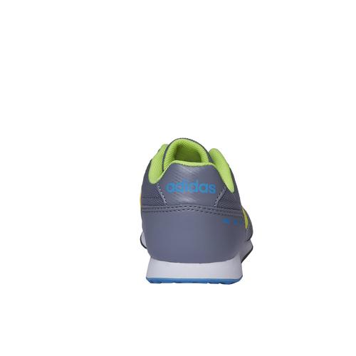 Sneakers da bambino adidas, grigio, 409-2198 - 17