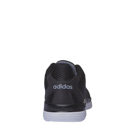 Sneakers sportive da uomo adidas, nero, 809-6117 - 17