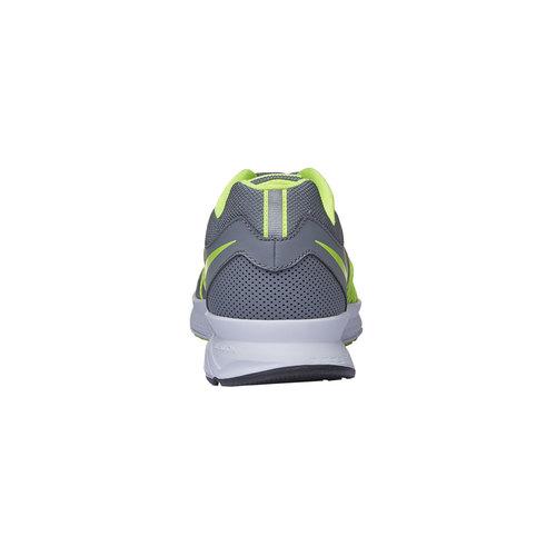 Sneakers da uomo nike, grigio, 809-2323 - 17