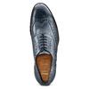 Oxford di pelle bata-the-shoemaker, blu, 824-9594 - 17