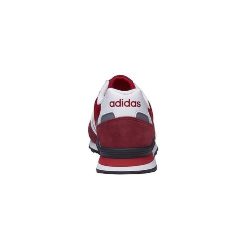 Sneakers da uomo adidas, rosso, 803-5135 - 17