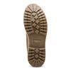 Scarpe in pelle con suola a carro armato weinbrenner, marrone, 894-4820 - 17