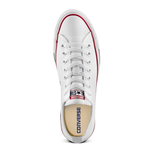 Sneakers da uomo converse, bianco, 889-1279 - 17