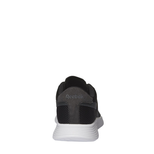 Sneakers dal design sportivo reebok, nero, 809-6165 - 17