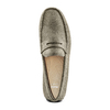 Mocassini da uomo in pelle bata, grigio, 853-2180 - 17