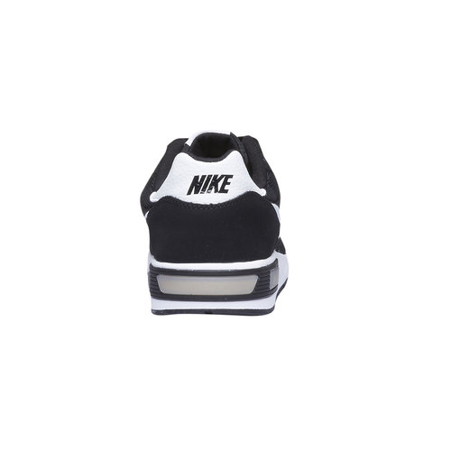 Sneakers Nike di pelle nike, nero, 803-6361 - 17