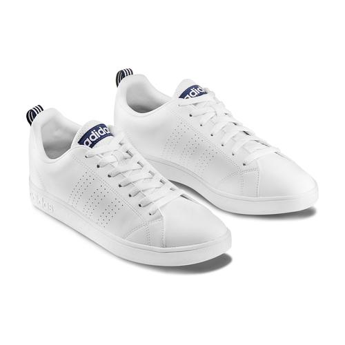 Scarpe sportive da uomo adidas, bianco, 801-1100 - 16