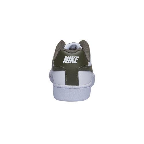 Sneakers informali da uomo nike, bianco, 801-1336 - 17