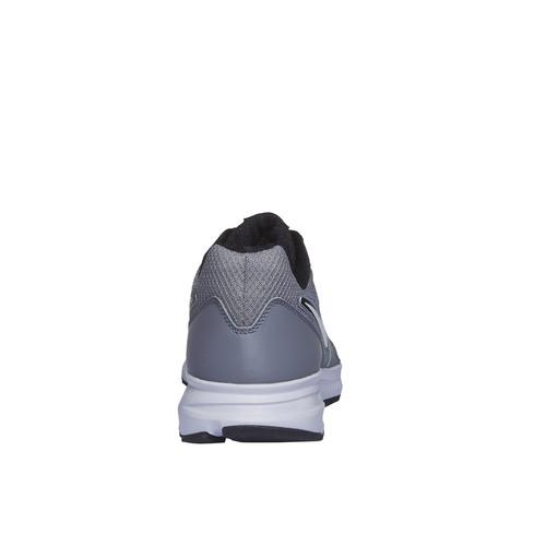 Sneakers sportive da uomo nike, grigio, 809-2200 - 17