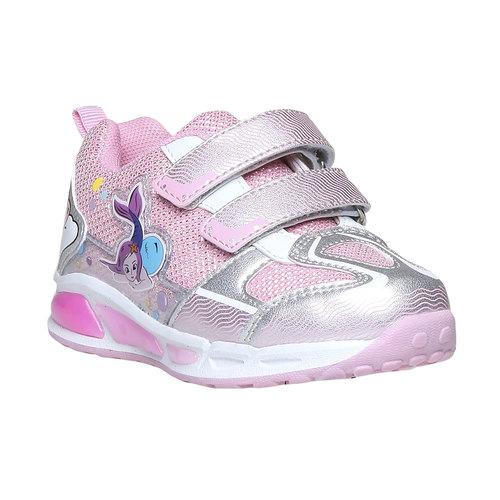 Sneakers da bambino con velcro mini-b, bianco, 229-1159 - 13
