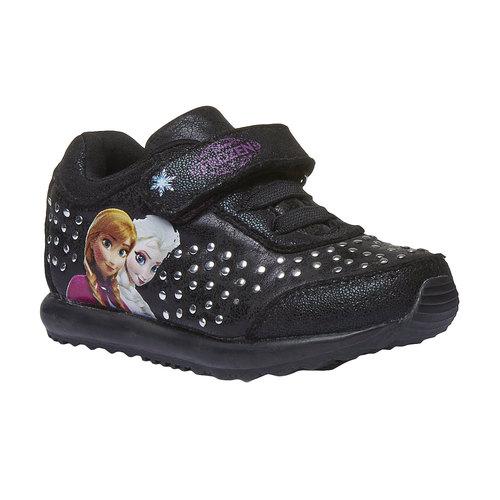 Sneakers Frozen da bambino, nero, 221-6144 - 13