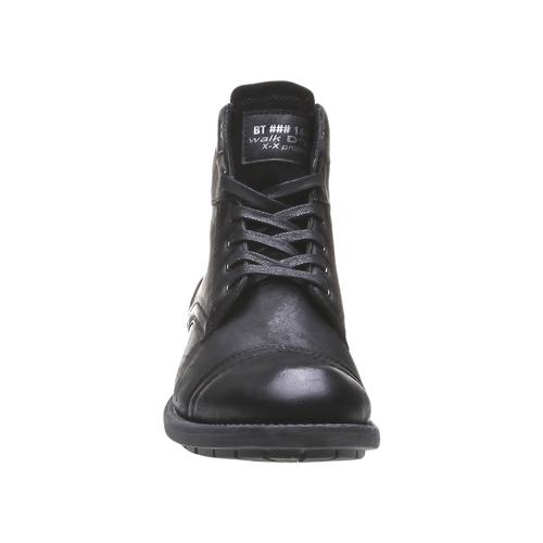 Stivaletti bata, nero, 891-6639 - 16