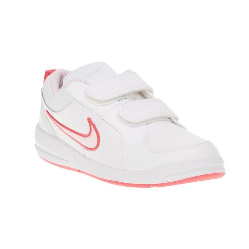 Sneakers da bambino con chiusura a velcro nike, rosso, 304-5548 - 13