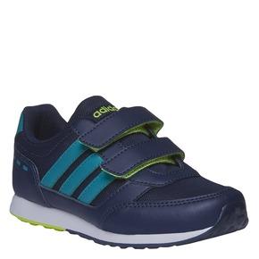 Sneakers sportive da bambino adidas, blu, 309-9147 - 13