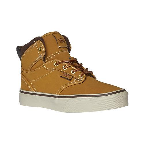 Sneakers Vans alla caviglia vans, giallo, 401-8184 - 13
