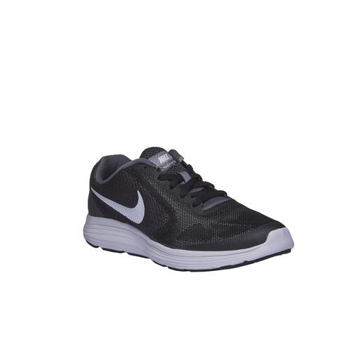 Sneakers sportive da bambino nike, grigio, 409-2217 - 13
