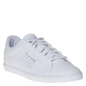 Sneakers da donna con perforazioni le-coq-sportif, bianco, 501-1236 - 13