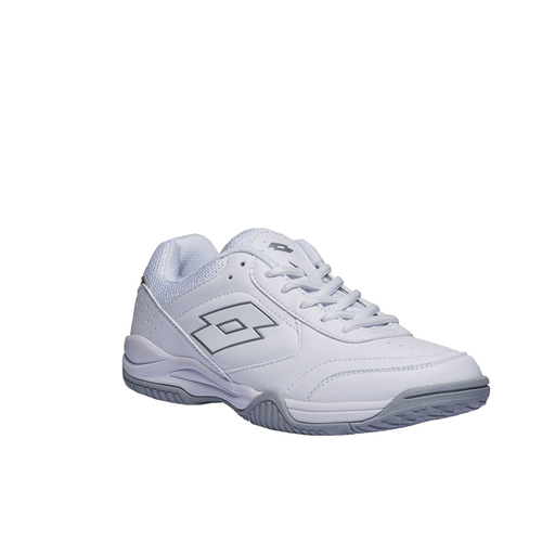sneakers bianca da donna lotto, bianco, 501-1699 - 13
