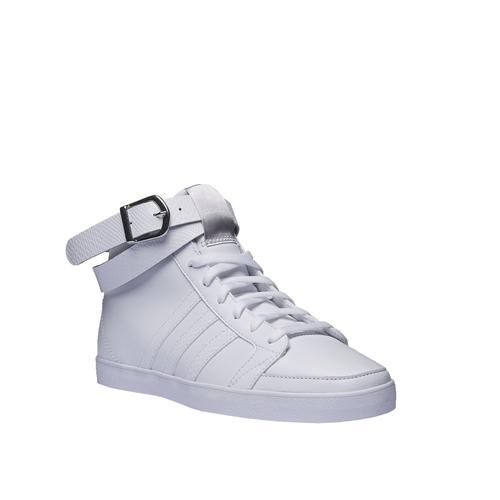 sneakers bianca alla caviglia adidas, bianco, 501-1684 - 13