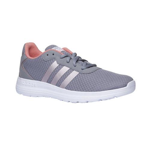 Sneakers da donna alla moda adidas, grigio, 509-2283 - 13