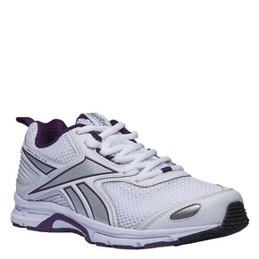 scarpa sportiva da donna reebok, bianco, 509-1690 - 13