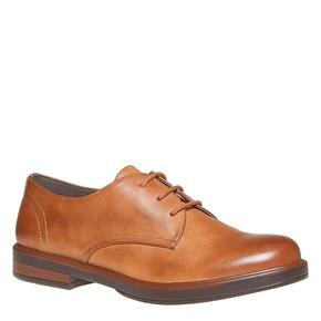 Scarpe basse informali da donna bata, marrone, 521-4291 - 13