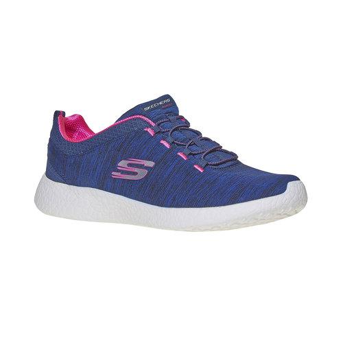 sneaker da donna skechers, viola, 509-9707 - 13