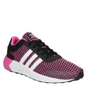 Sneakers sportive da donna adidas, rosso, 509-5822 - 13