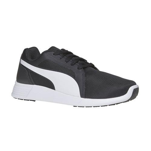 sneaker da donna puma, nero, 509-6695 - 13