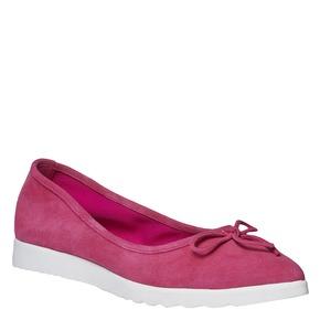Ballerine a punta bata, rosa, 529-5494 - 13
