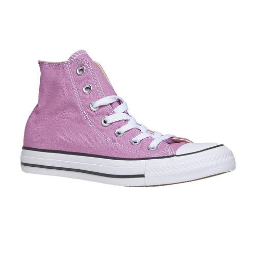 Sneakers da donna alla caviglia converse, viola, 589-9478 - 13