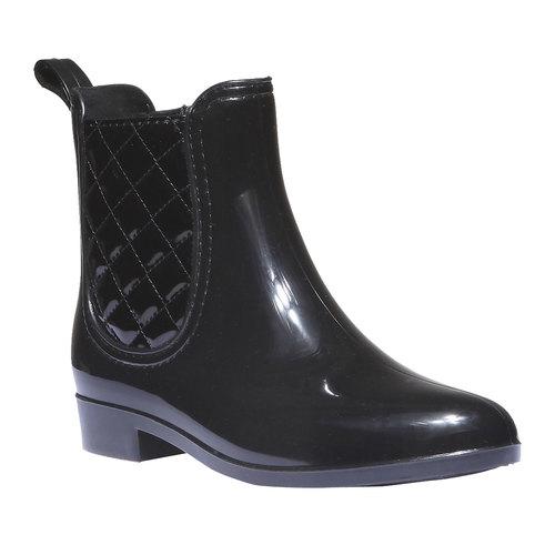 Scarpe da donna alla caviglia bata, nero, 592-6590 - 13
