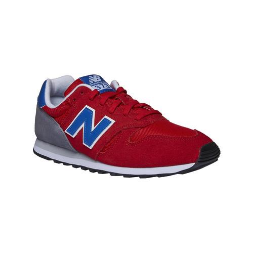 Sneakers sportive da uomo new-balance, rosso, 803-5373 - 13